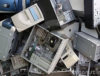 OA機器廃棄サポートのイメージ