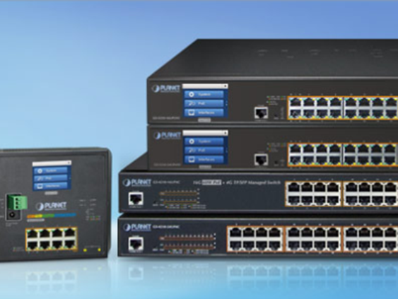 IP機器輸入販売のイメージ